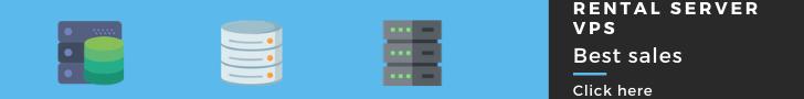 Rental server VPS